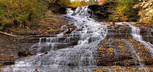 Upper Beamer Falls